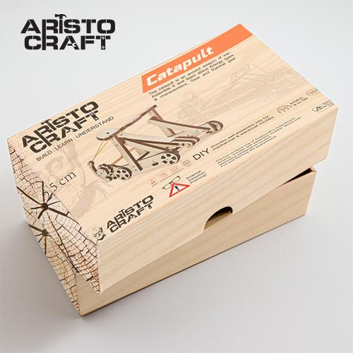 עיצוב משחק עבור חברת אריסטו קרפט