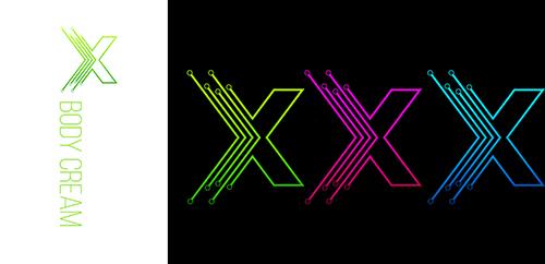 עיצוב ומיתוג X קרמים