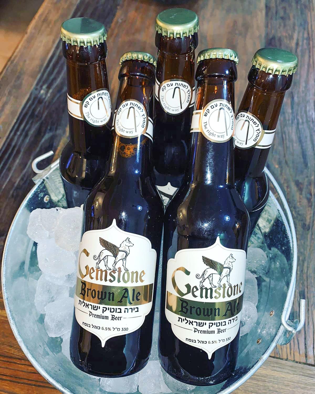 מיתוג ועיצוב בירה בוטיק